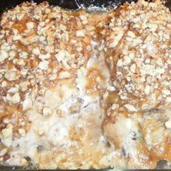 Cream Cheese Chicken