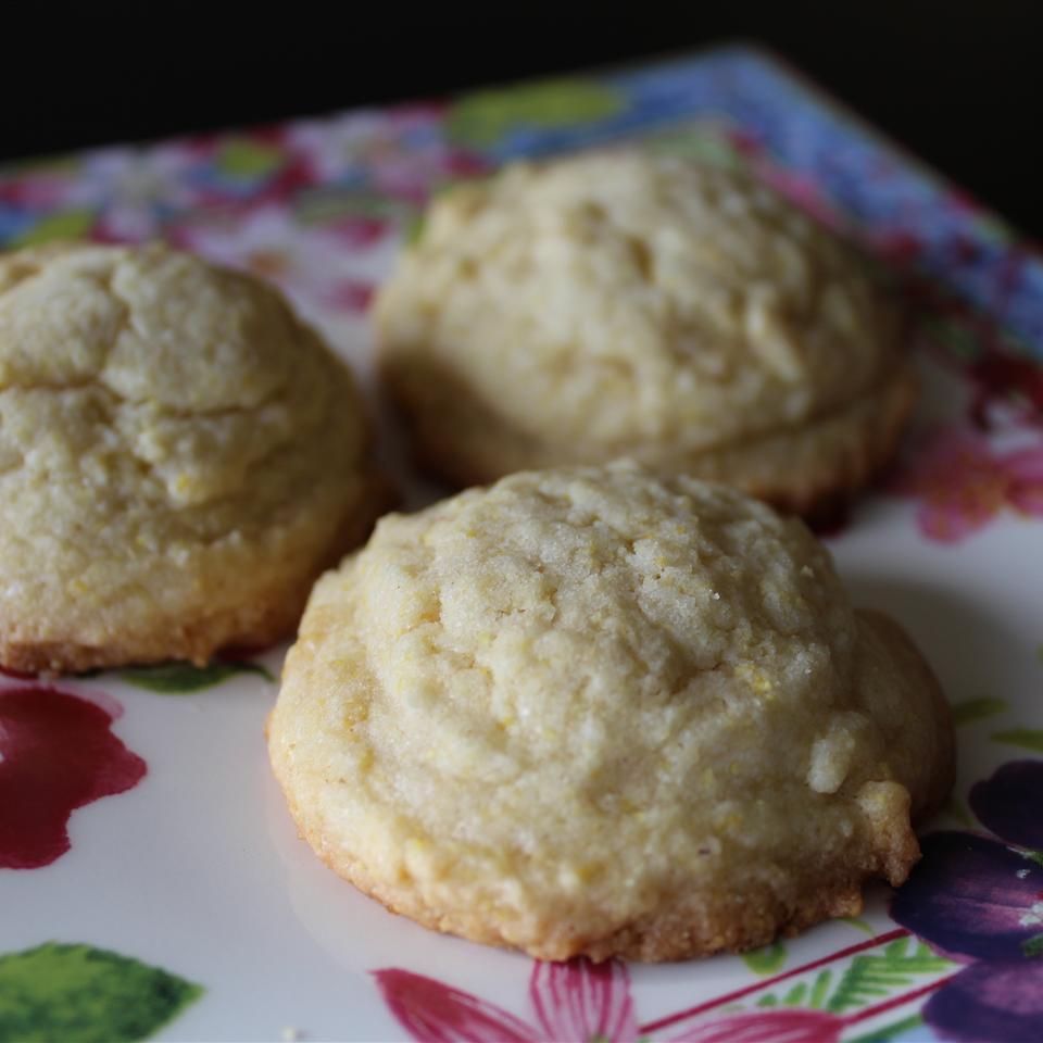 Cornmeal Cookies II
