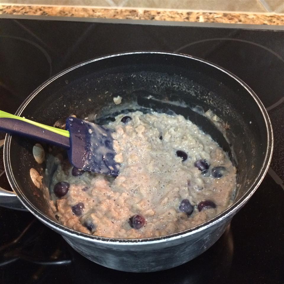 Blueberry Oatmeal Haley Hoffenberg Mitchell