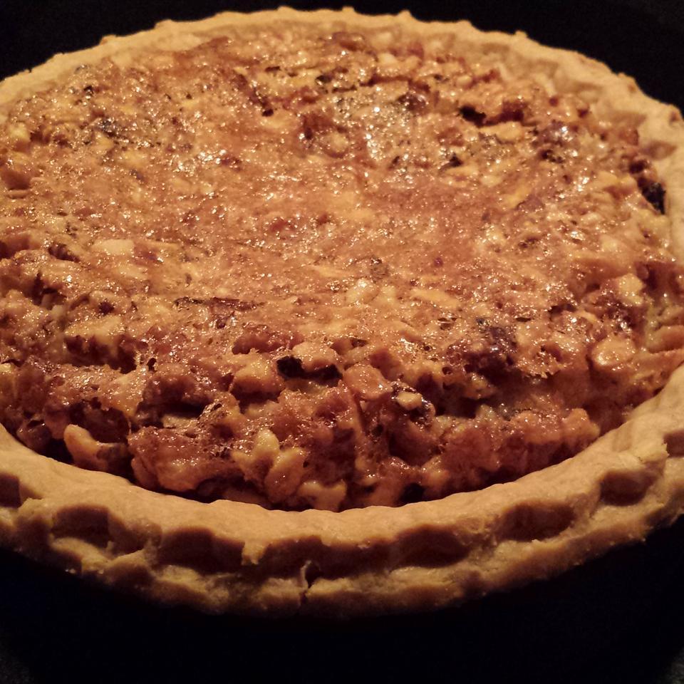 English Walnut Pie Casablancaise