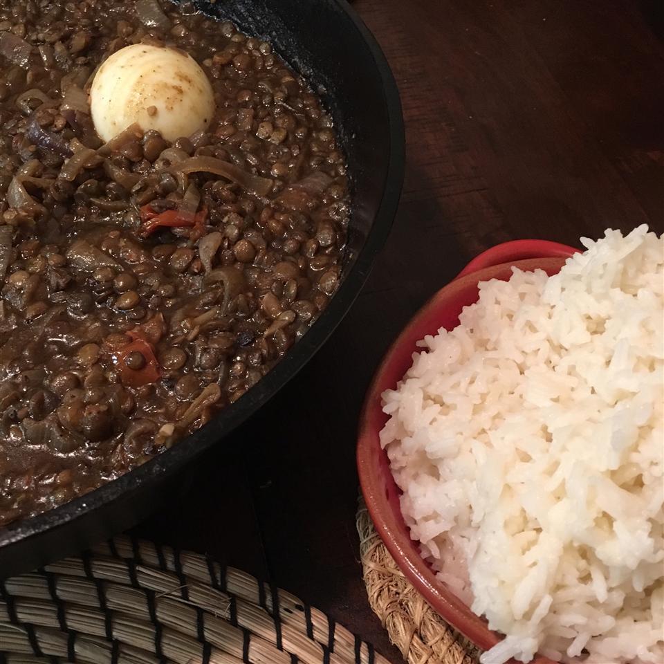 Kik Wat (Ethiopian Red Lentil Stew)