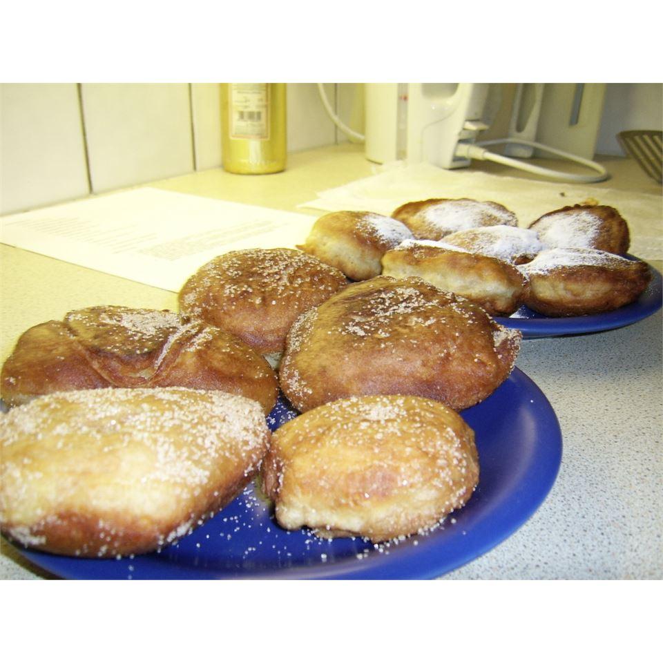 Applesauce Doughnuts with Buttermilk sasa
