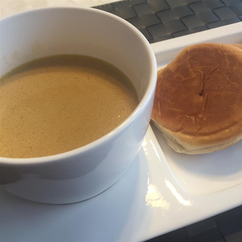 Cream of Pumpkin Soup Alison M