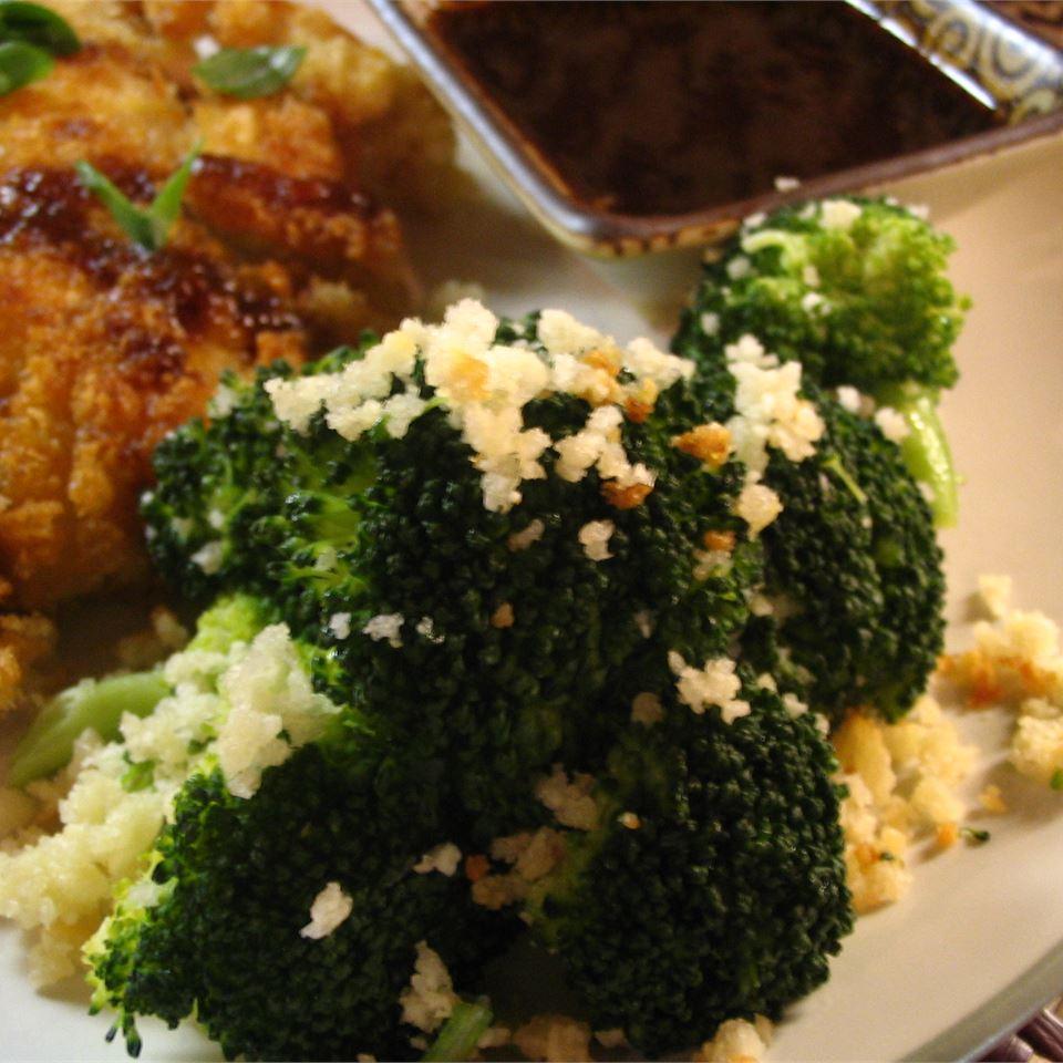 Dressed-Up Broccoli Cardamum
