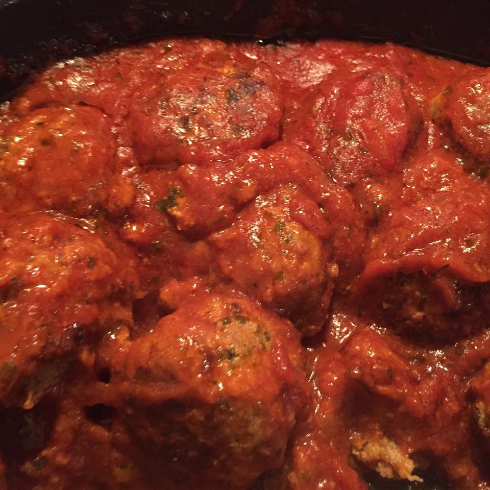 Chef John's Ricotta Meatballs Todd Belcourt