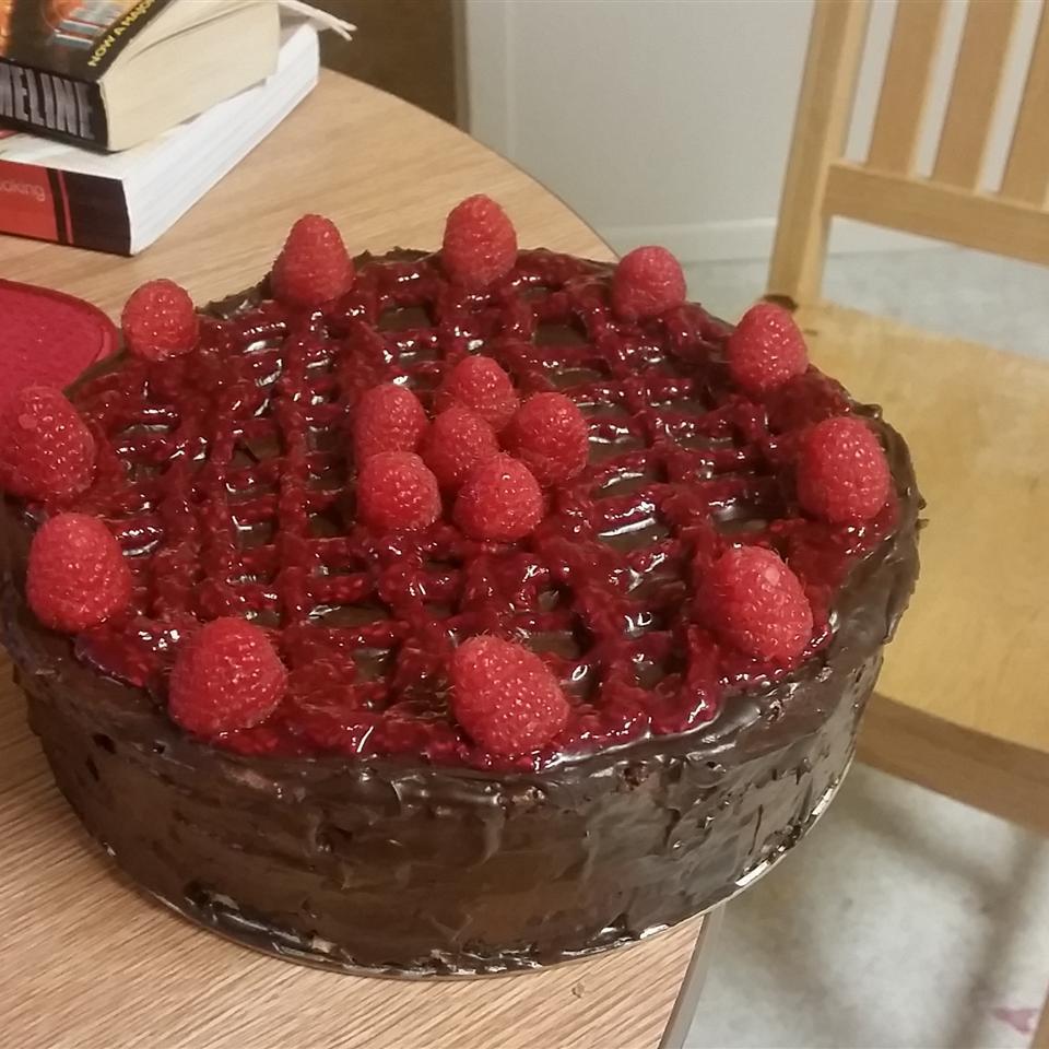 Ghirardelli Chocolate Raspberry Cheesecake Hearts Andrew Kinsey