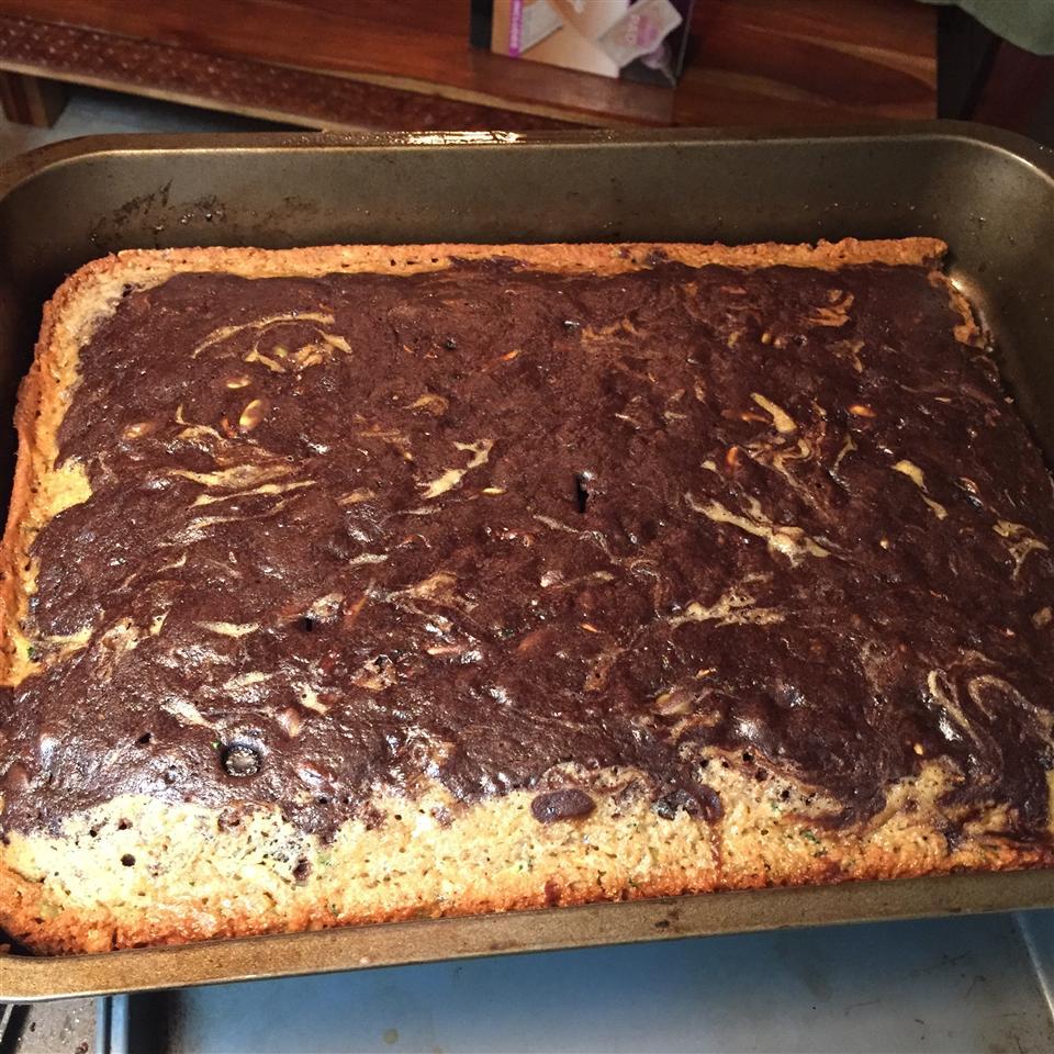 Chocolate Wave Zucchini Bread