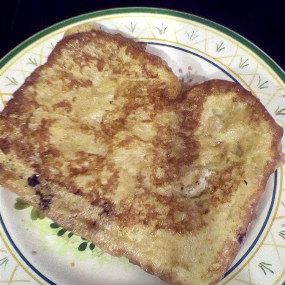 Peanut Butter and Banana French Toast FrankenStein