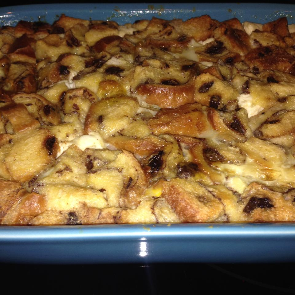 Apple Raisin French Toast Strata Emily Voorhees
