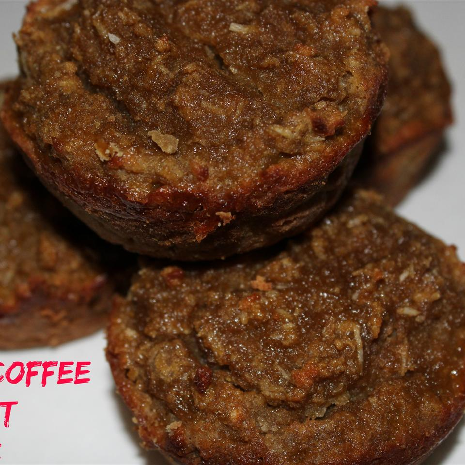 Coconut Coffee Muffins Marla McGregor Hernandez
