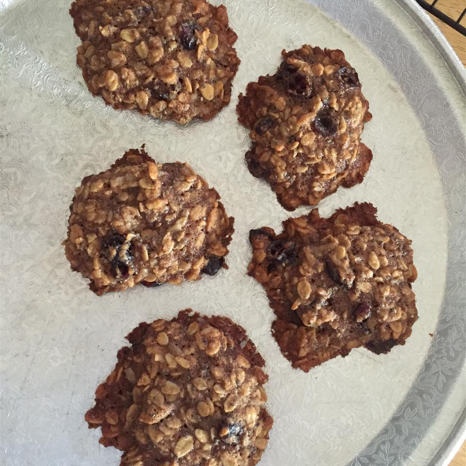 Oatmeal Chia Seed Cookies Chris Keller