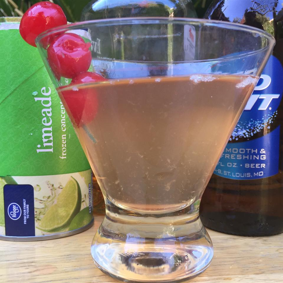 Cherry Lime Beergarita
