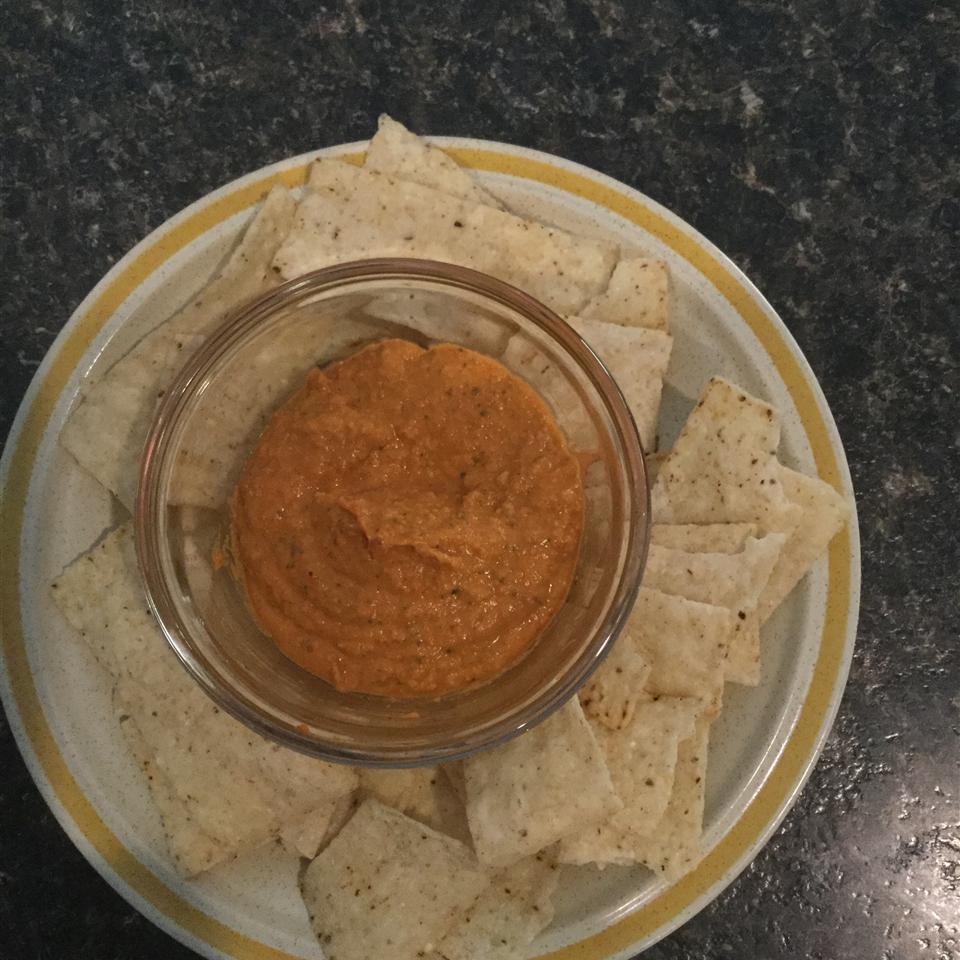 Smoky Chipotle Hummus KUWICK