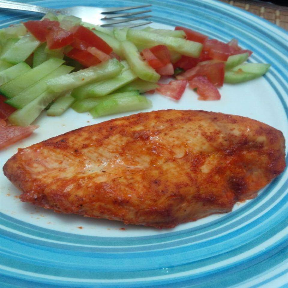 Maple Sriracha Chicken Breast