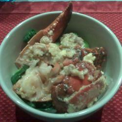 Cantonese Style Lobster Albert Wong