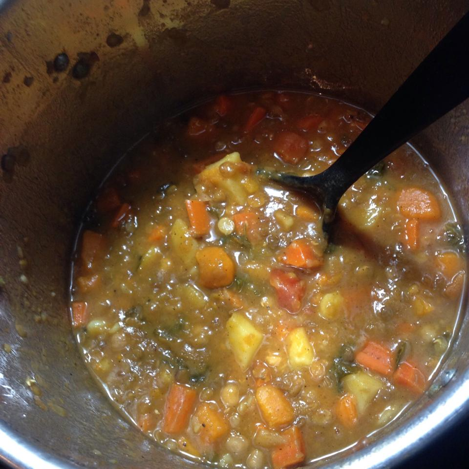 Make-Ahead Vegetarian Moroccan Stew Melissa