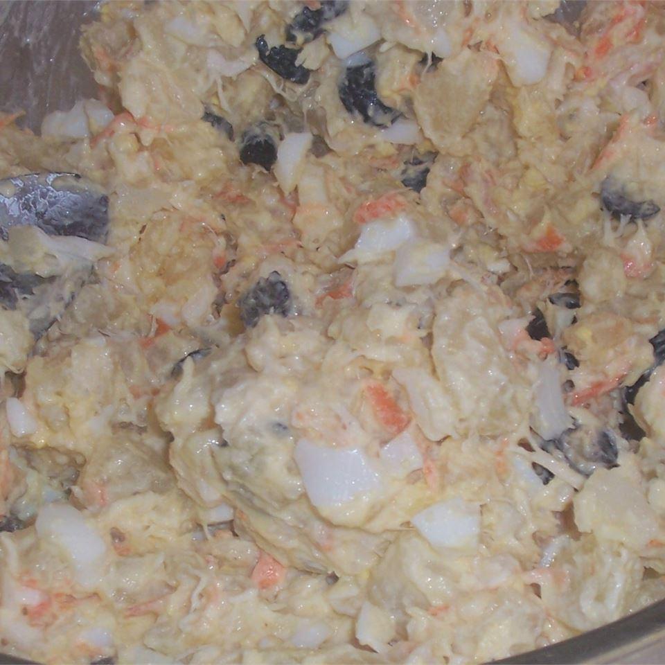 Kikuchan's Potato-Crab Salad