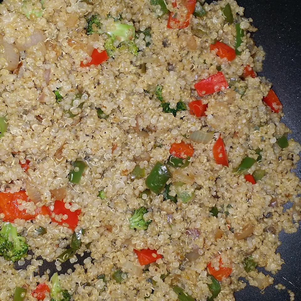 Quinoa with Veggies Jenny604