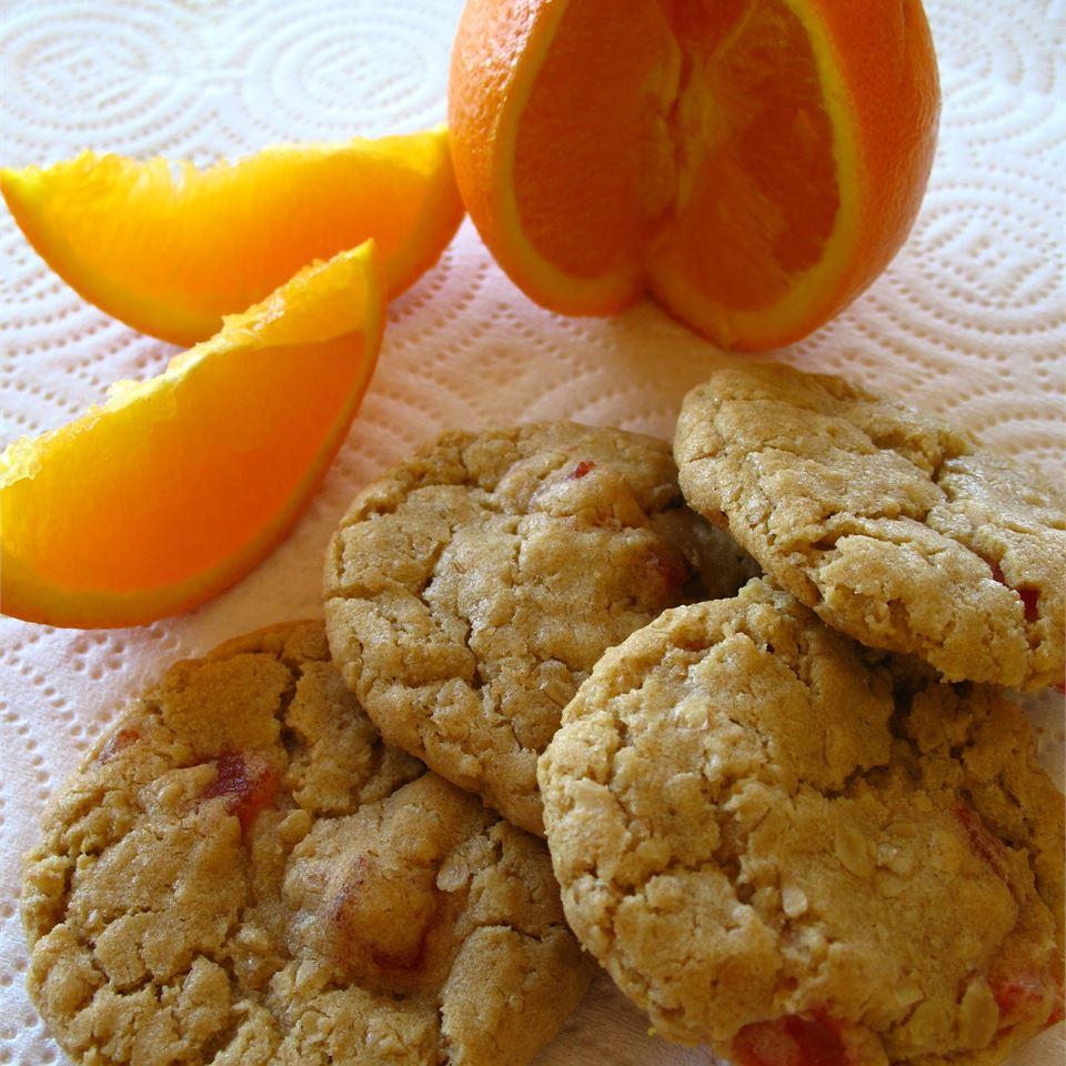Orange Slice Cookies I