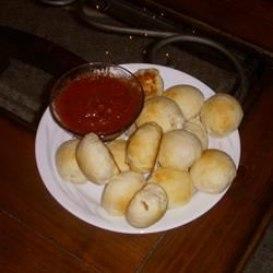 Mozzarella Puffs K-Dub