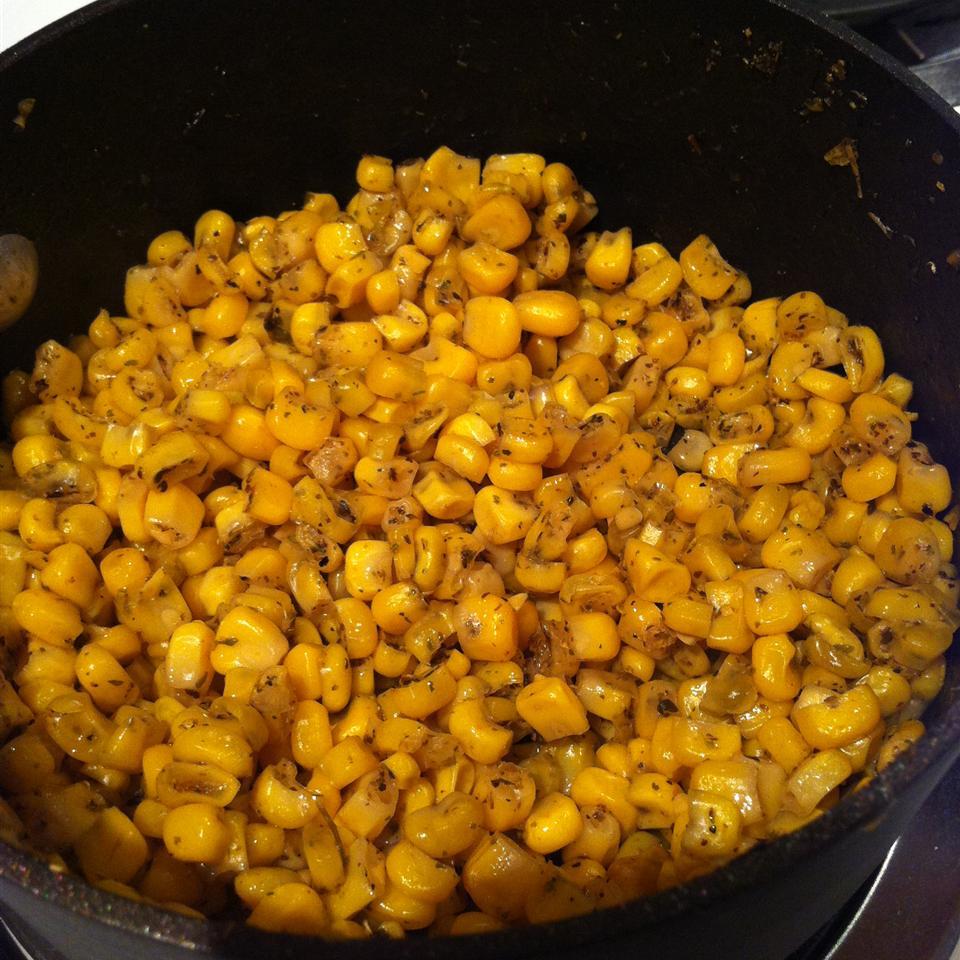 Irresistible Italian Corn J Scallions