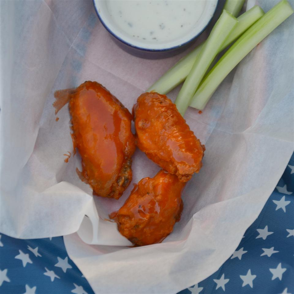 Fried Chicken Wings cruch9