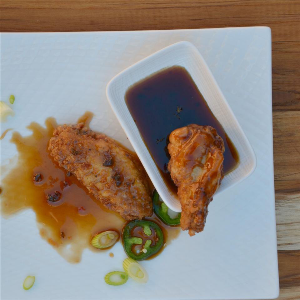 Sandy's Sweet Heat Asian Wing Sauce