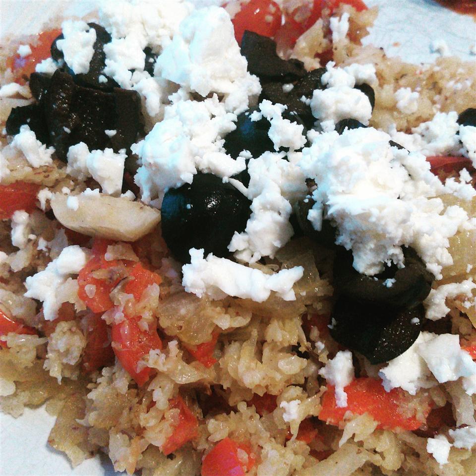 Paleo Greek 'Rice'