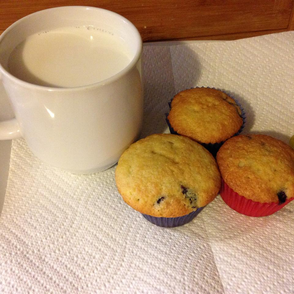 Blueberry Muffins II Anonymous