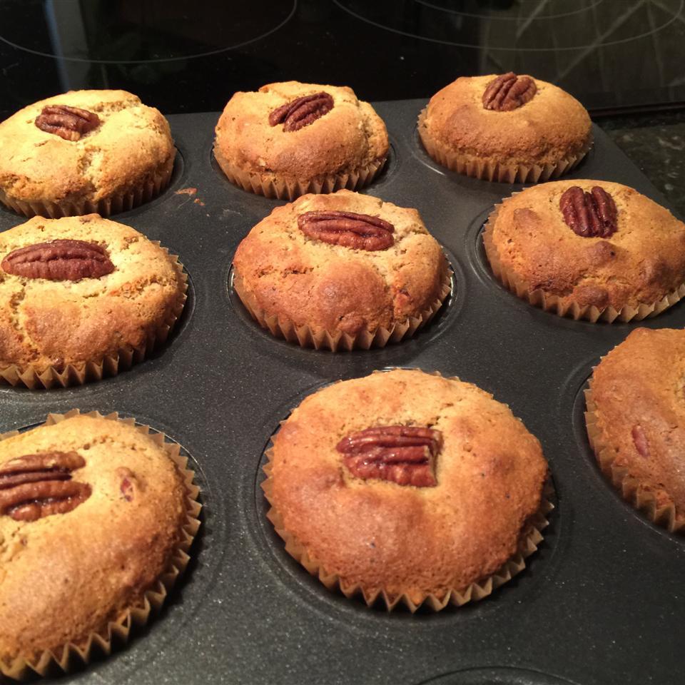 Maple Pecan Muffins (Vegan, Gluten-Free, Dairy-Free) Emma Fowler
