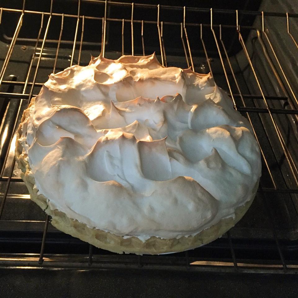 My Mom's Lemon Meringue Pie Tia Brown