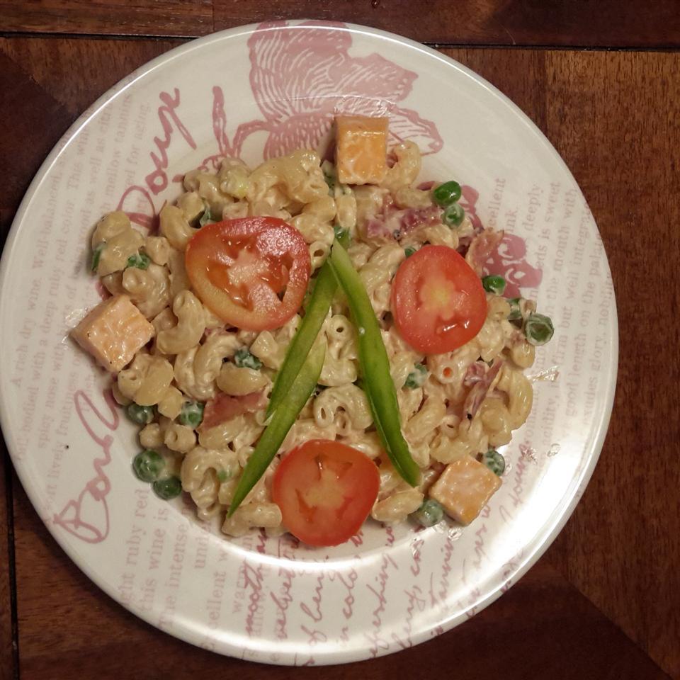 Bacon Ranch Macaroni Salad