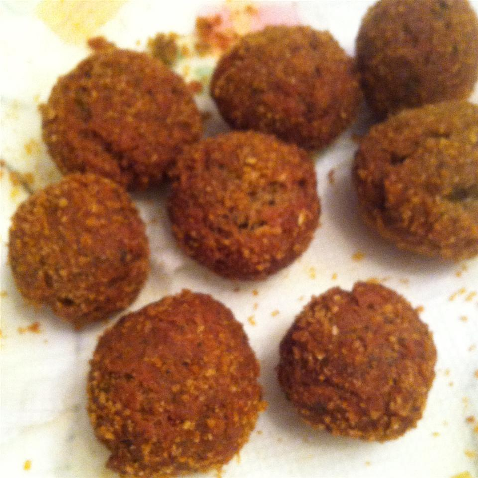 Easiest Falafel
