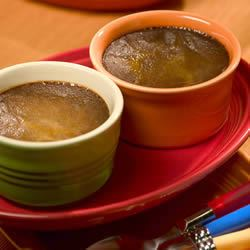 Easy Eggless Indian Pudding SELF