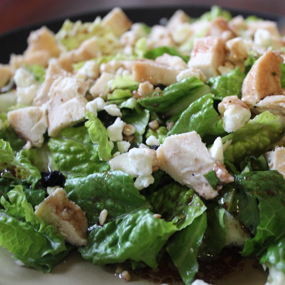 California Cherry and Walnut Salad