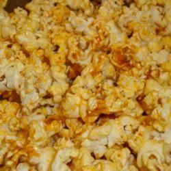 Chili Taco Popcorn
