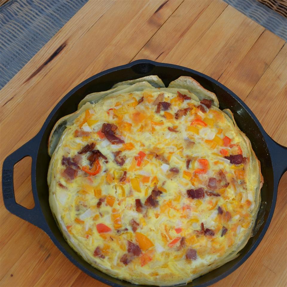 Bacon Breakfast Casserole (Gluten Free)
