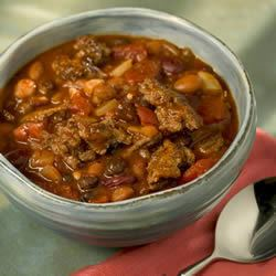 Three Bean Slow Burn Chili Allrecipes Trusted Brands