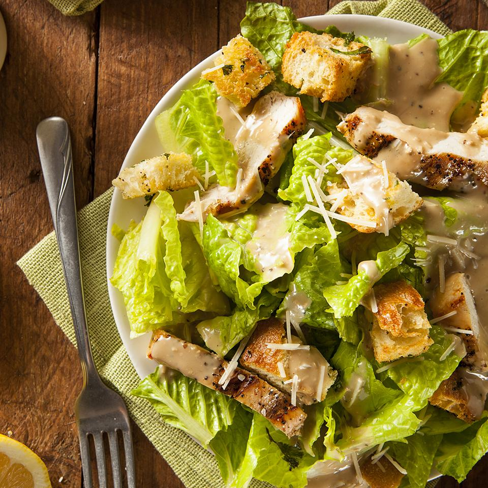 Classic Chicken Caesar Salad Recipe Allrecipes