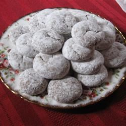Pfeffernusse Cookies Dan