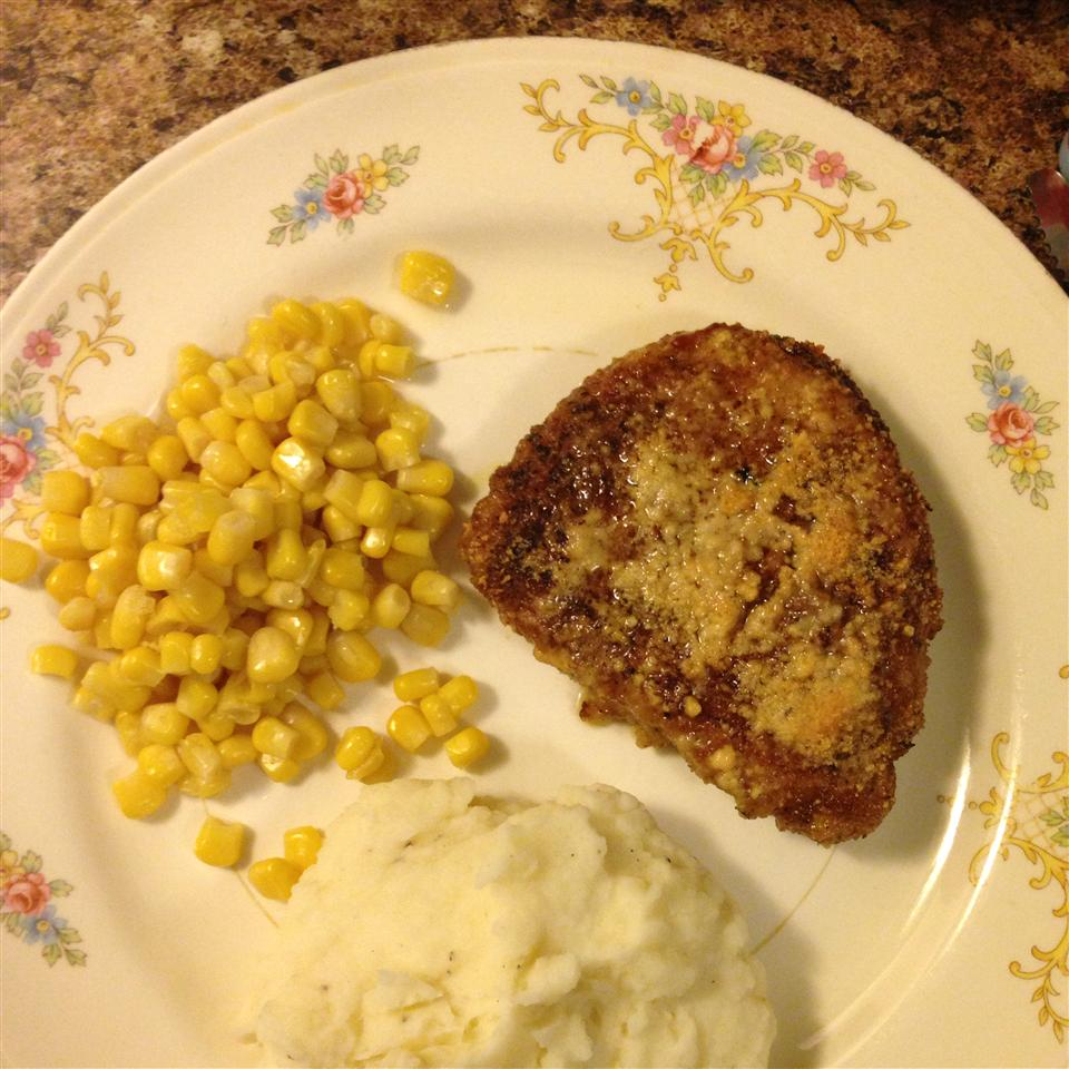 Amazing Fried Pork Chops!