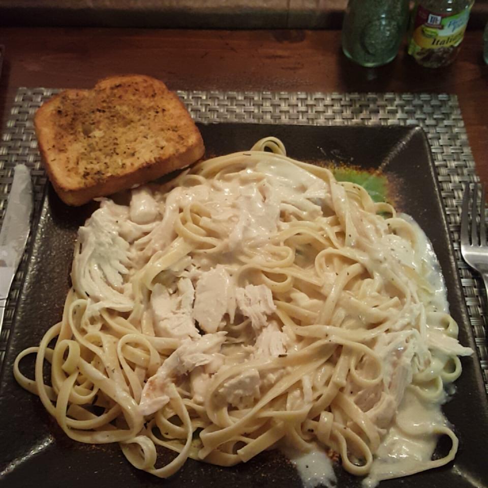 Slow Cooker Chicken Alfredo Justin Smith