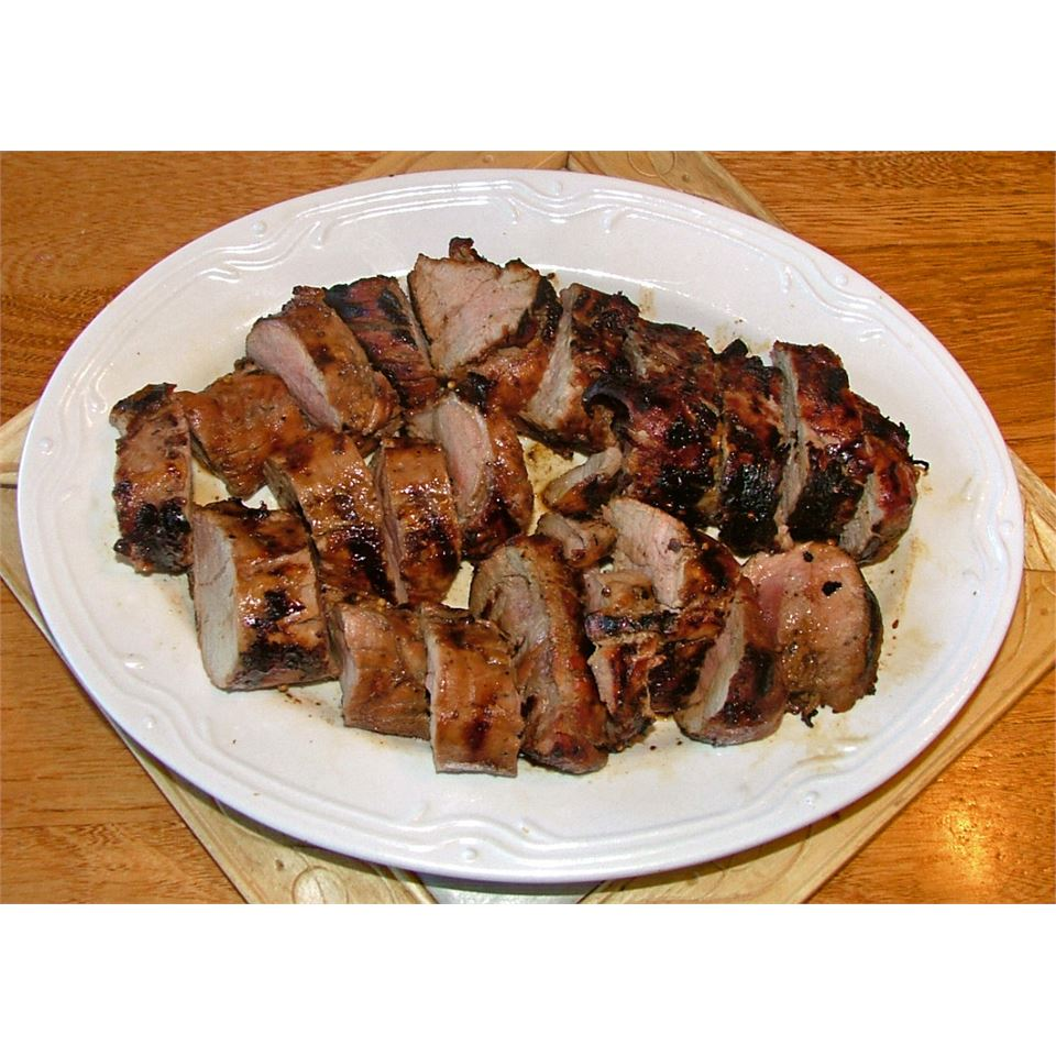 Marinated Pork Roast Lesley