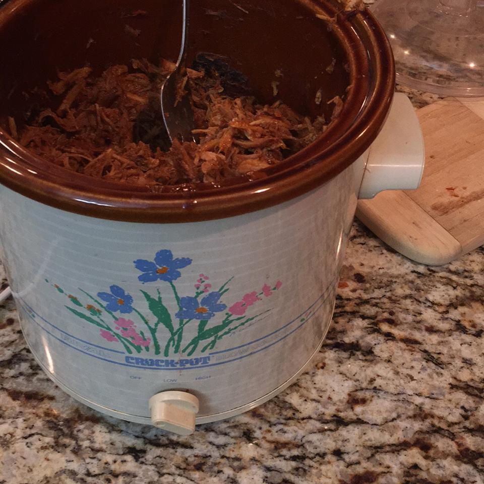 Easy, Two-Ingredient Pulled Pork Janelle D. Babbs-Nesbit