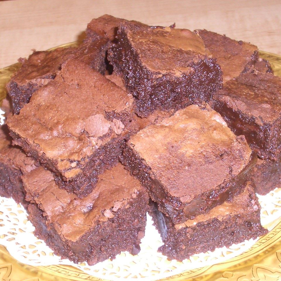 Grand Marnier Brownies Rosina