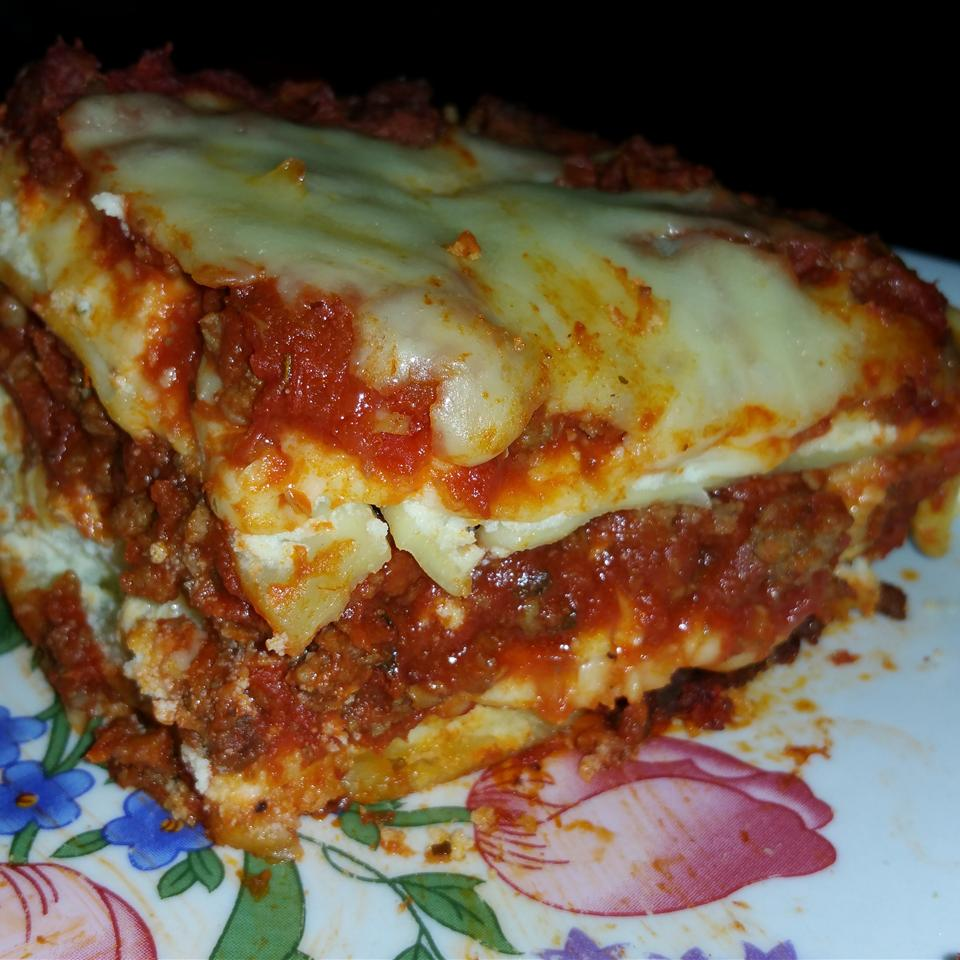 American Lasagna Carol