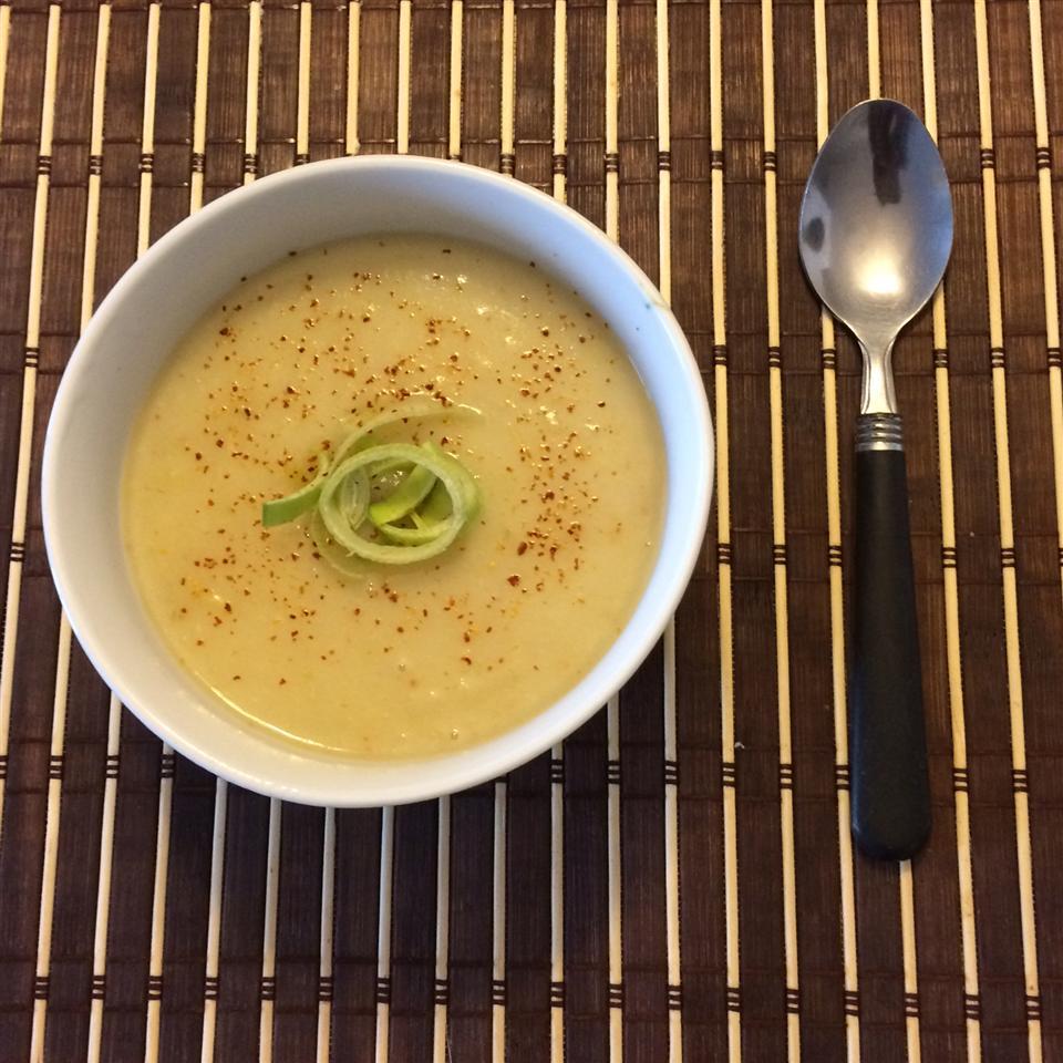 Vegetarian Potato-Leek Soup dj blaster