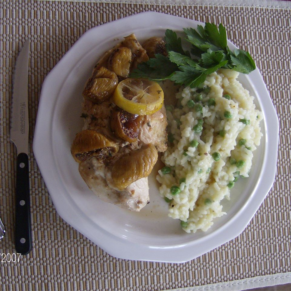 Fig and Lemon Chicken