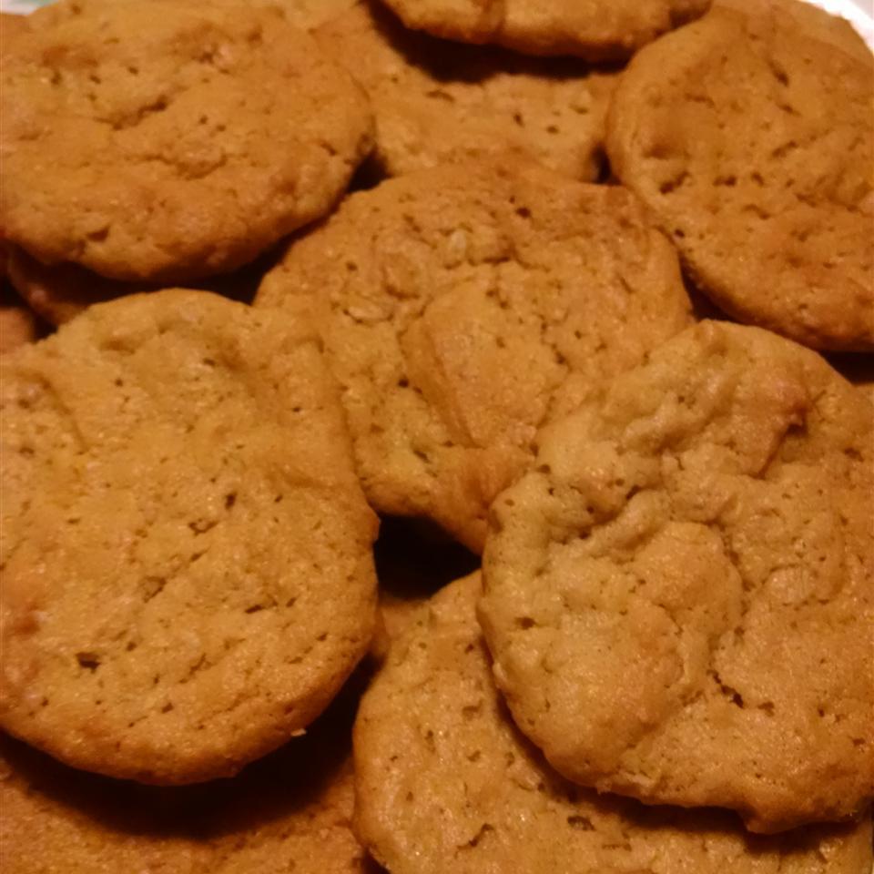Oatmeal Peanut Butter Cookies Chloe Brink