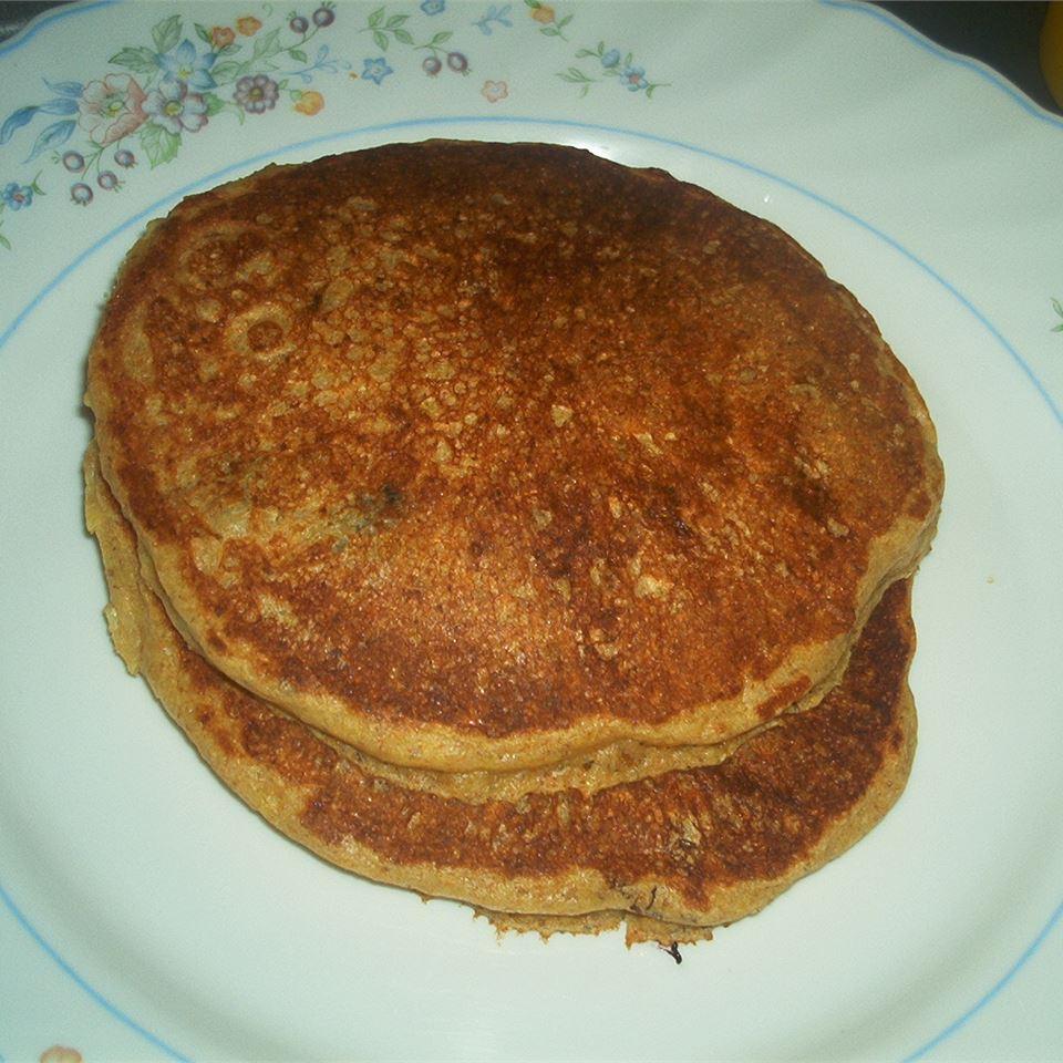Wheat Germ Whole-Wheat Buttermilk Pancakes Michelle Ramey